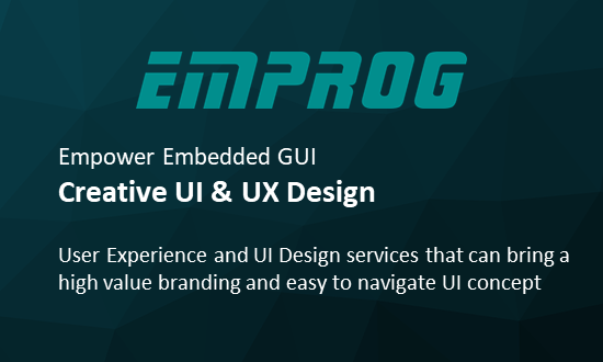 GUI Design Services